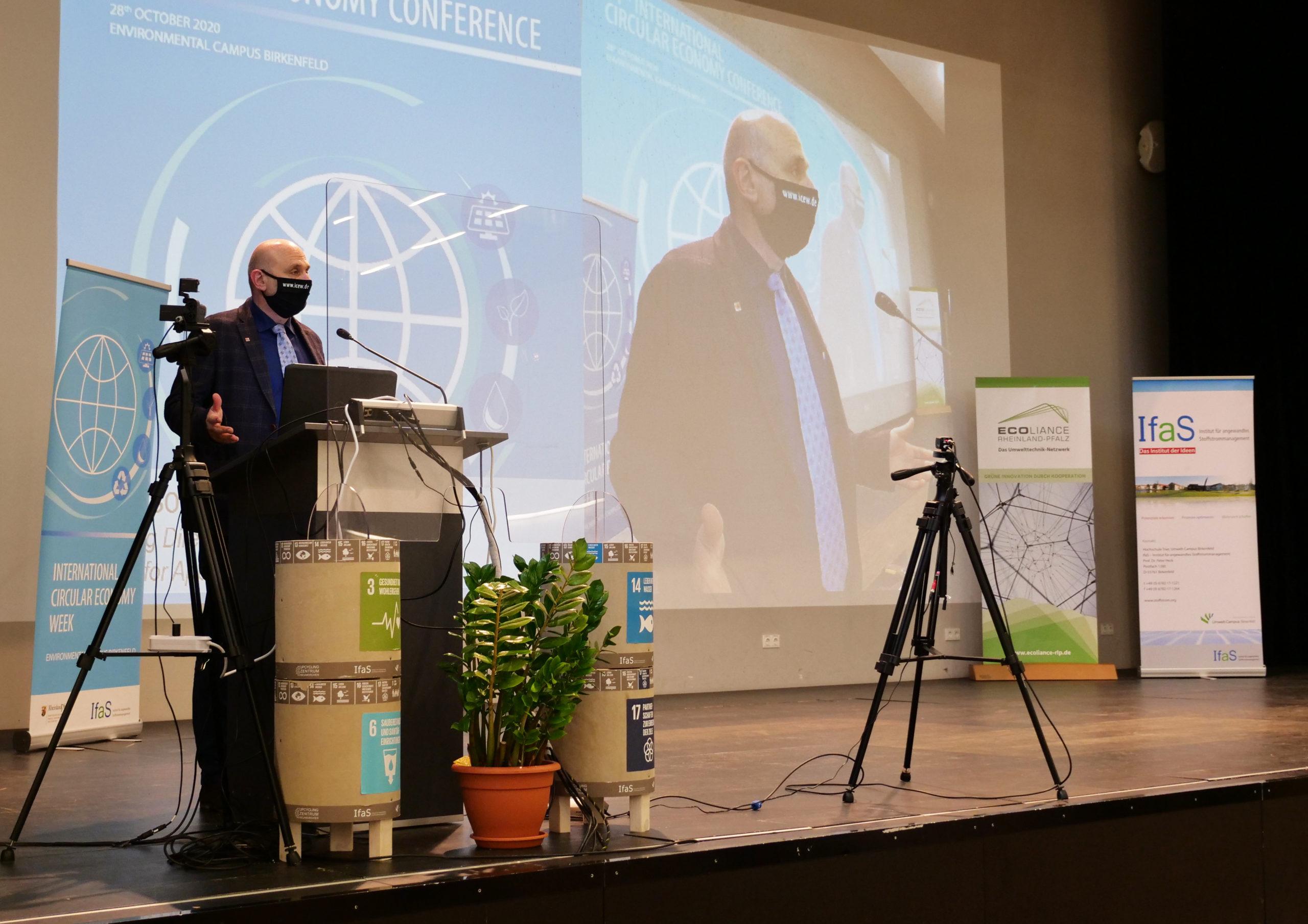 11th International Circular Economy Conference (ICEC) am Umwelt-Campus Birkenfeld