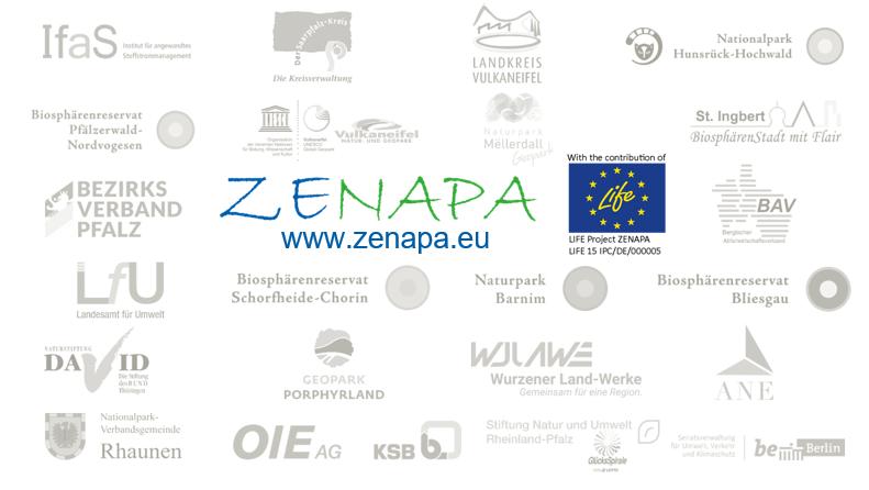 8. LIFE-IP ZENAPA Partnertreffen mit CSC-Sitzung und Monitoring